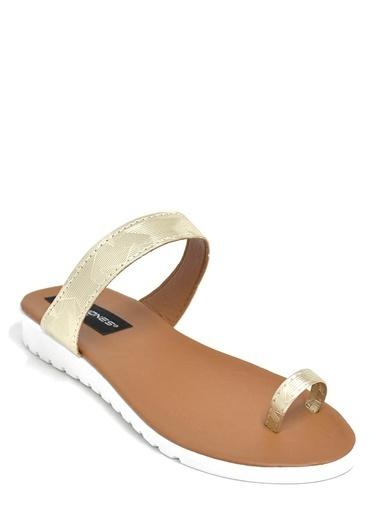David Jones Sandalet Altın